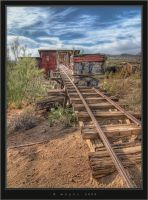 Tracks From The Past by HogRider