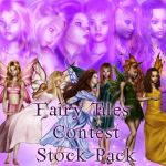 Fairy Tales Contest Stock Pack by Chris10