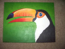 Toucan I Am by evililchic54
