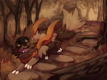 Autumn by SushiGryphon