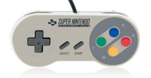 Snes Control by CartoonGurra