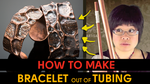 Tubing Pipe Bracelet Tutorial by popnicute