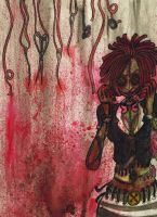 The Death of a Dollmaker by DisforDelirium