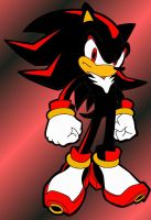 Shadow the Hedgehog by BubbaZ85