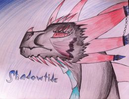 Colored pencil shading experiment 2 by queenfirelily17