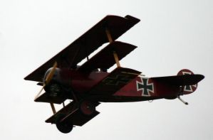 red barron fokker DR 1 c by Sceptre63