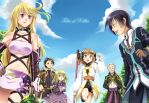 Tales of Xillia by Lo-wah