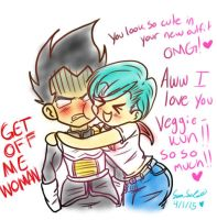 I love you!~ by dbz-senpai