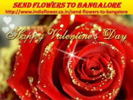 Valentine Day 2016 Flowers Delivery In Bangalore by ayeshatrivedi