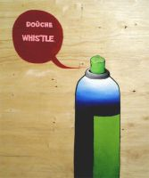 The Douche Whistle by giantflyingTURD