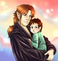 like his own child by Tilya