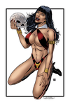 Vampirella in Full Color HD! by klerkh