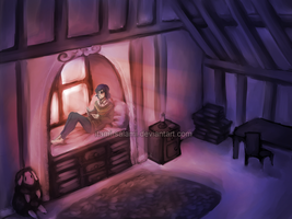 Lambient's room concept by itami-salami