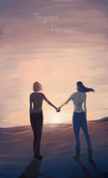 Together forever. by lonehuntress