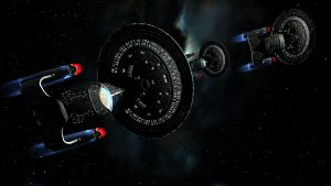 Star Trek: Legacy PC Game by OlsiesDad