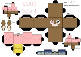 Kanye Bear 4 by Cubee-acres