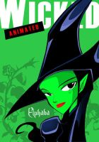 Wicked Animated: Elphaba by favius