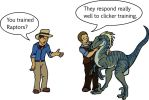 Jurassic World What? by DancingCavy