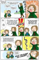 Boromir's Solipsism by Ztarr