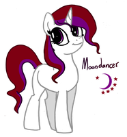 Daily Pony #7: Moondancer by SlideSwitched