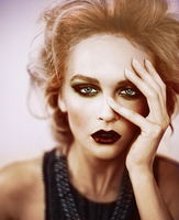 lost in thought colourization by HayleyGuinevere