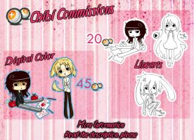 Points commissions info by RingoTeam