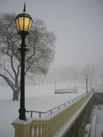 Lamp Post by meepster