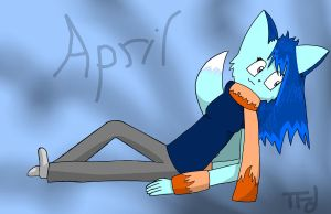 April by TheFoxDude