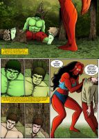 The Incredible Hulk: Red Alert Page 30 by MikeMcelwee