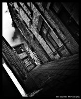 Back Alley On A Sunny Day by Bsmovies