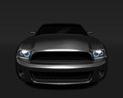 Ford Mustang Shelby by Kelo821