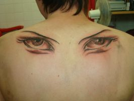 eyes by ubertattooist