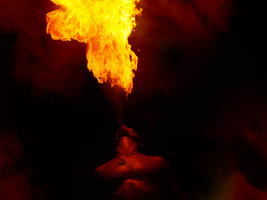 Fire Breather 2 by magicalavatarian