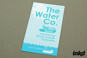Illustrative Water Utilities by inkddesign
