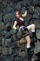Tomb Raider Legend by LauraCraftCosplay