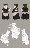 -dark annie model sheet- by weird-science