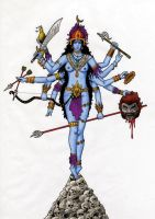 Kali by turboweevel