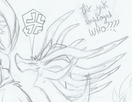 *Sneak Peek* Xerneas will try again by SoftMonKeychains