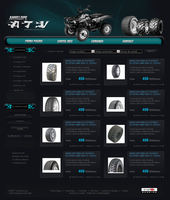 Tyres Shop by z0rr0 by designerscouch