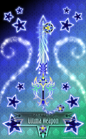 Keyblade Ultima Weapon -BBS-A- by Marduk-Kurios