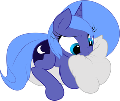 Filly Luna by QCryzzy