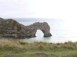 Durdle Door: 22 by yaschaeffer