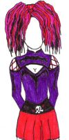 Cyber Goth Mannequin2.. by bad-ass