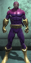 Baron Zemo (DC Universe Online) Updated by Macgyver75