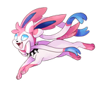 Sylveon by PaleBlank