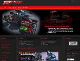 RAGE Web Site by GlennClovis