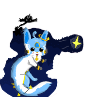 Come play with stars! GA by FoxStarrMoon