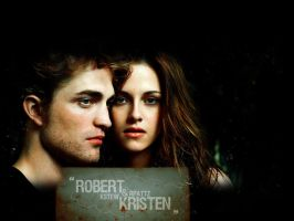 Robert and Kristen by tiffcali06