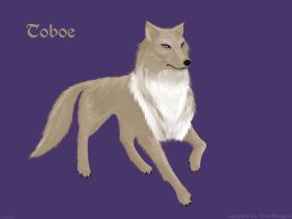 Toboe adopted by DracKeagan by Sxania