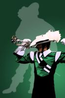 Cavaliers Trumpet - iPhone by leakypipes